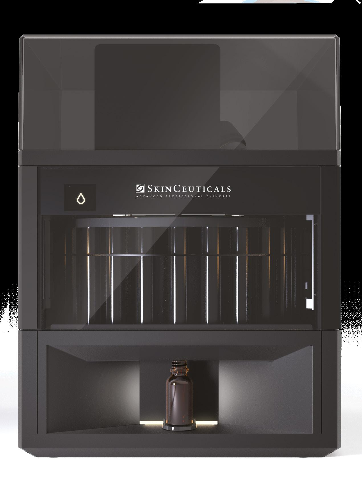 Page 52 of Advertorial: NEW CUSTOM D•O•S•E from SkinCeuticals