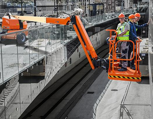 Page 17 of Eazi Access welcomes high capacity JLG model to its fleet