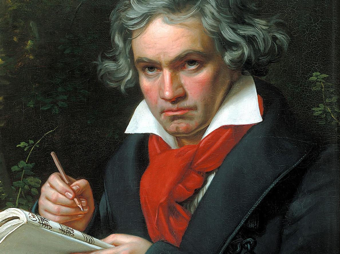 Page 32 of THE WORLD OF BEETHOVEN