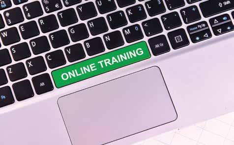 Page 16 of 5 PERC Employee On the Job Training Classes Now Available to Take Online