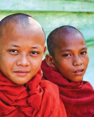 Page 10 of 4. Begegnung mit zwei Mönchen