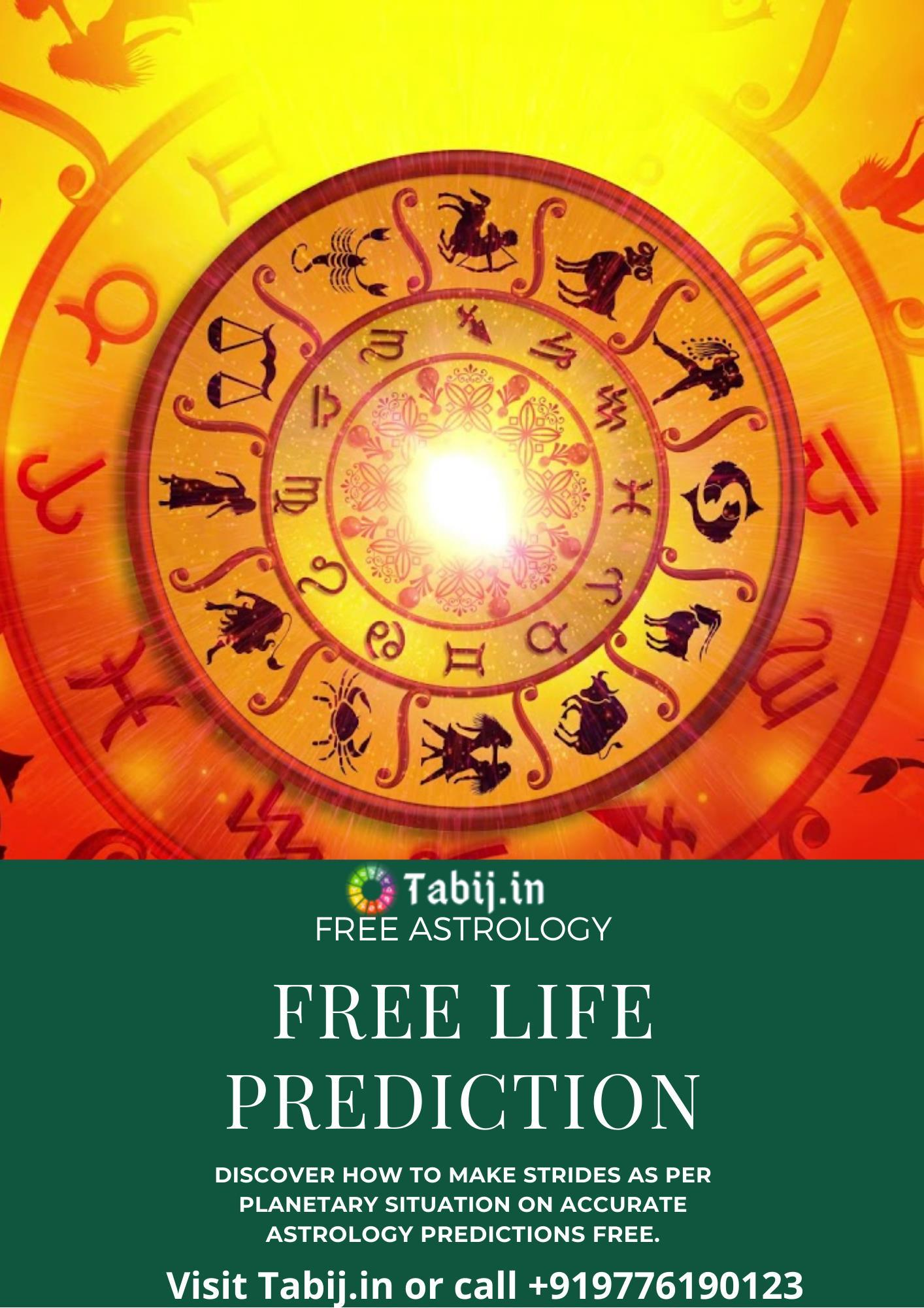 Free Tamil astrology Prediction based on the date of birth