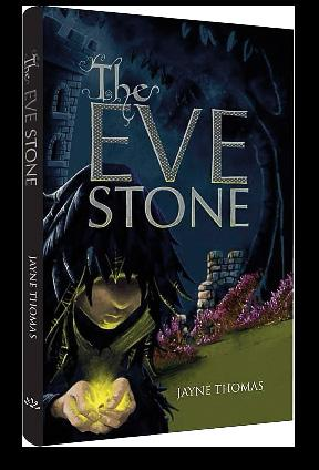 Page 8 of The Eve stone - book review