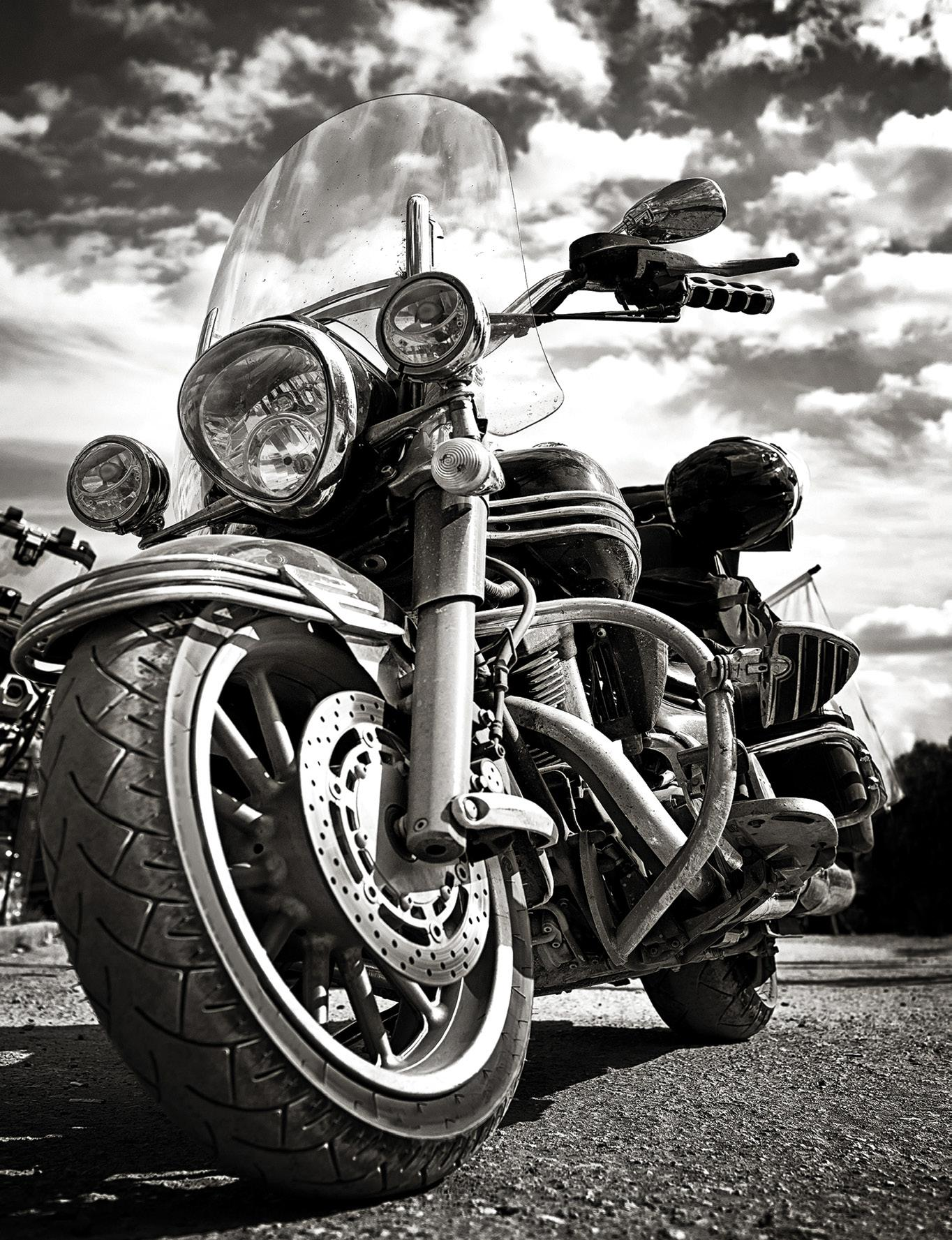 Page 76 of HARLEY-DAVIDSON MOTORCYCLES