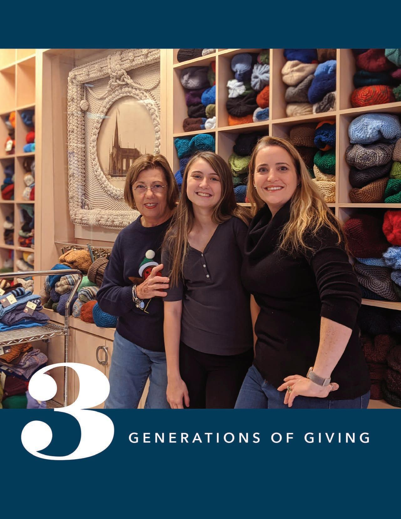 Page 4 of 3 Generations of Giving