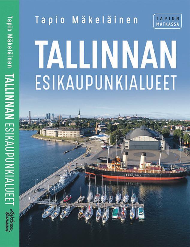 Page 8 of Valo kulkee -festivaali, uusi Tallinna-opas, ennätyshimmeli