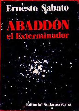 Page 6 of Abaddón el exterminador. Ernesto Sábato