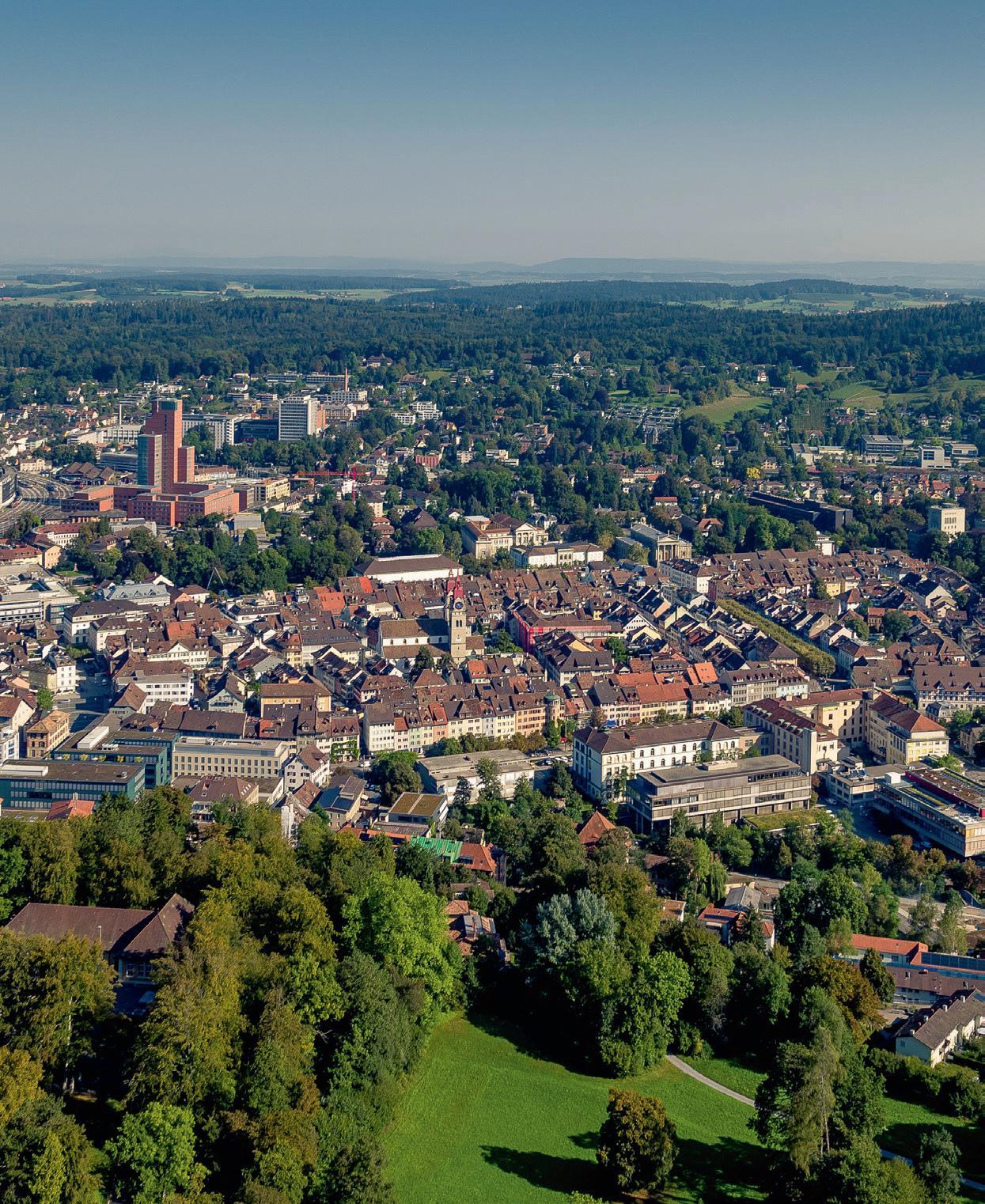 Page 38 of SMART CITY WINTERTHUR «Sulzer Town» ist längst passé