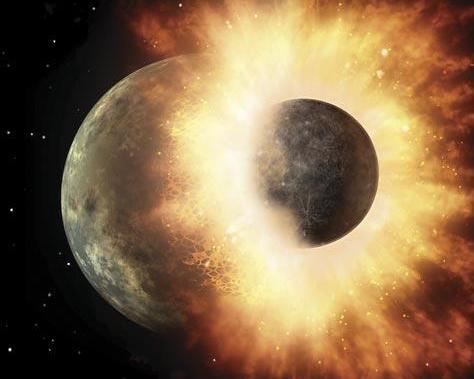 Page 42 of La Luna: nacida de un impacto