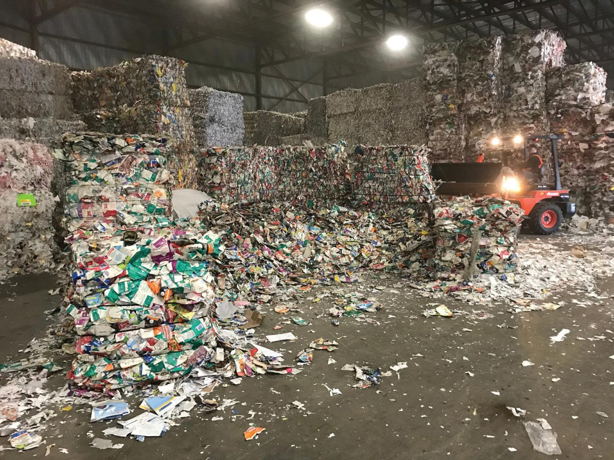 Page 40 of RECYCLING CARTONS IN CANADA IS POSITIVELY SIGNIFICANT