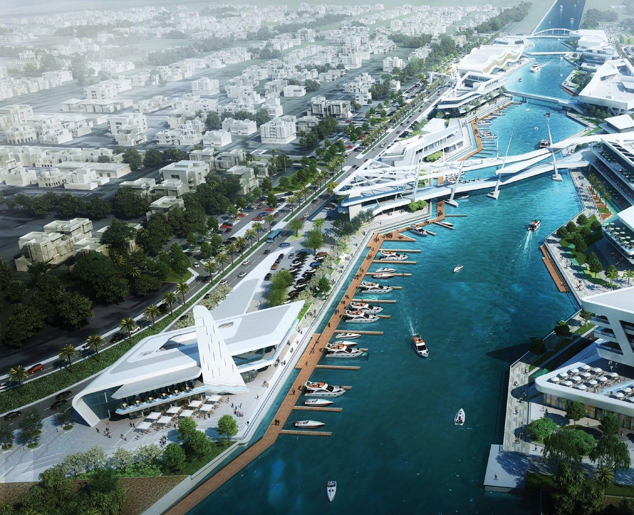 Page 22 of Transforming Abu Dhabi's Lifestyle