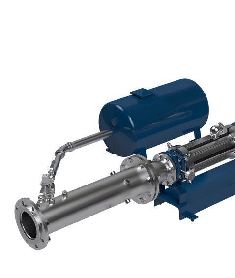 Page 28 of SEEPEX Smart Air Injection fornisce ai birrifici un nuovo sistema di movimentazione con aria compressa dosata con precisione