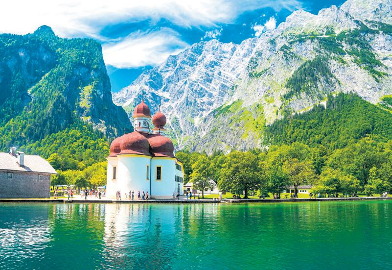 Page 25 of Explore Berchtesgaden in the Bavarian Alps