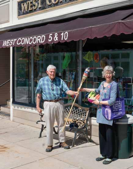 Page 12 of Passing the Torch: A Big Change in West Concord