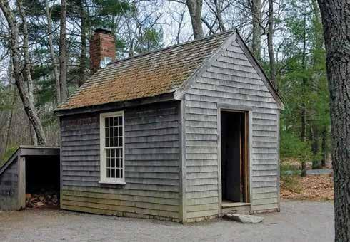 Page 22 of A Tightly Plastered & Shingled House: Thoreau's Cabin at Walden Pond