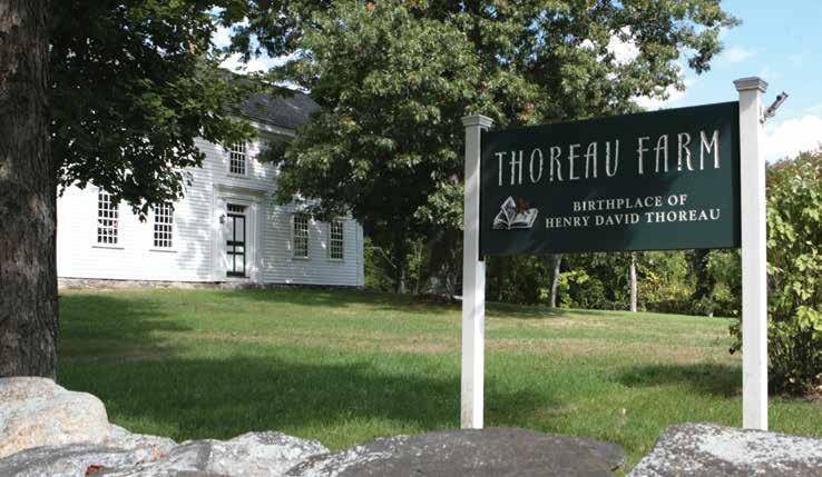 Page 46 of Thoreau Farm: A Place Where Thoreau Guides the Discussion