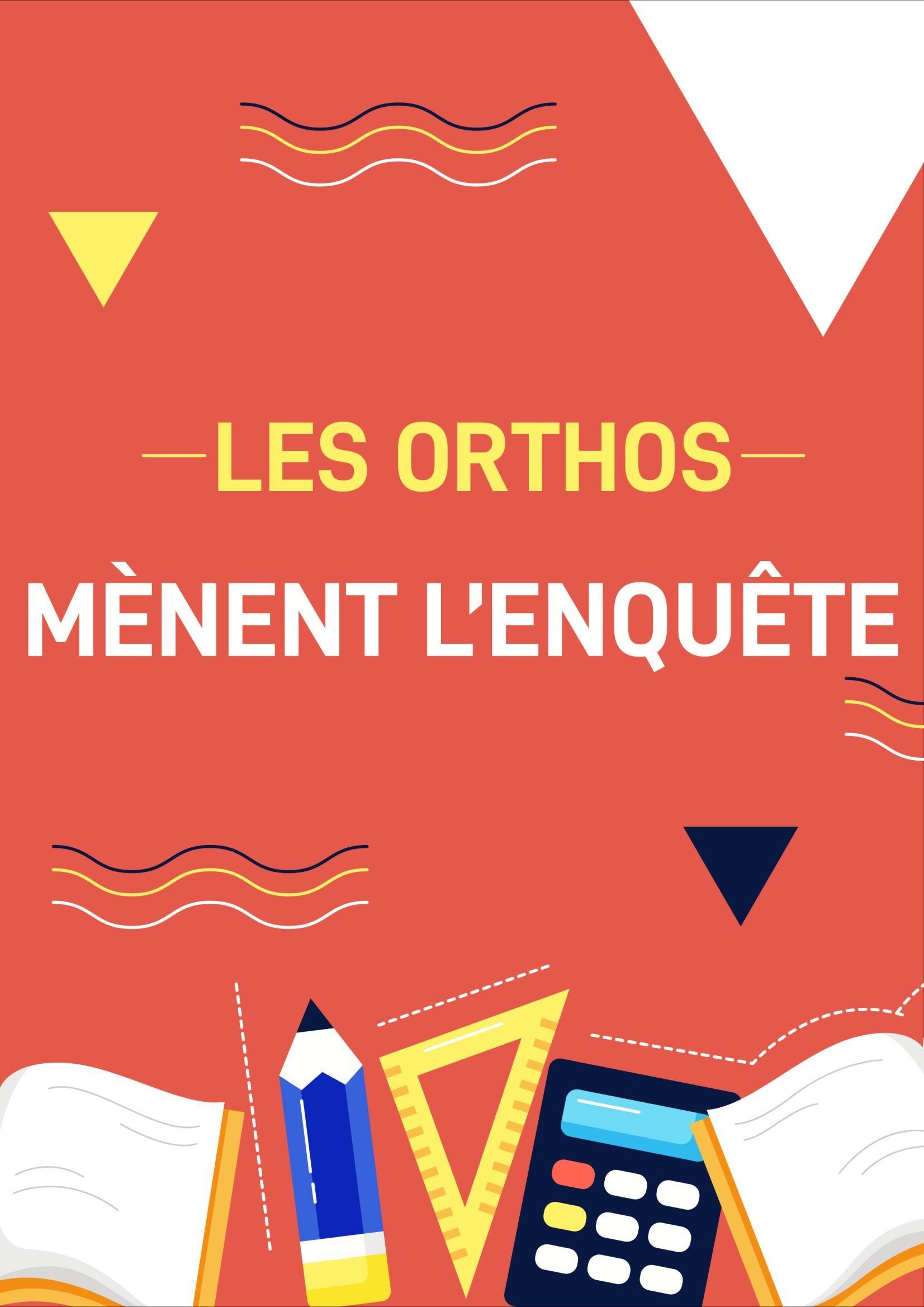 Page 48 of Les orthos mènent l'enquête