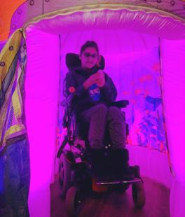 Page 11 of POD – sensory tent in a bag