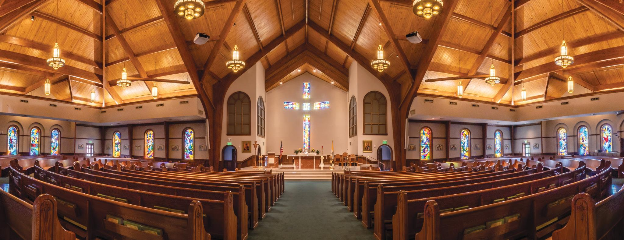 Page 4 of Our Parish Community: How We Engage in Ministry