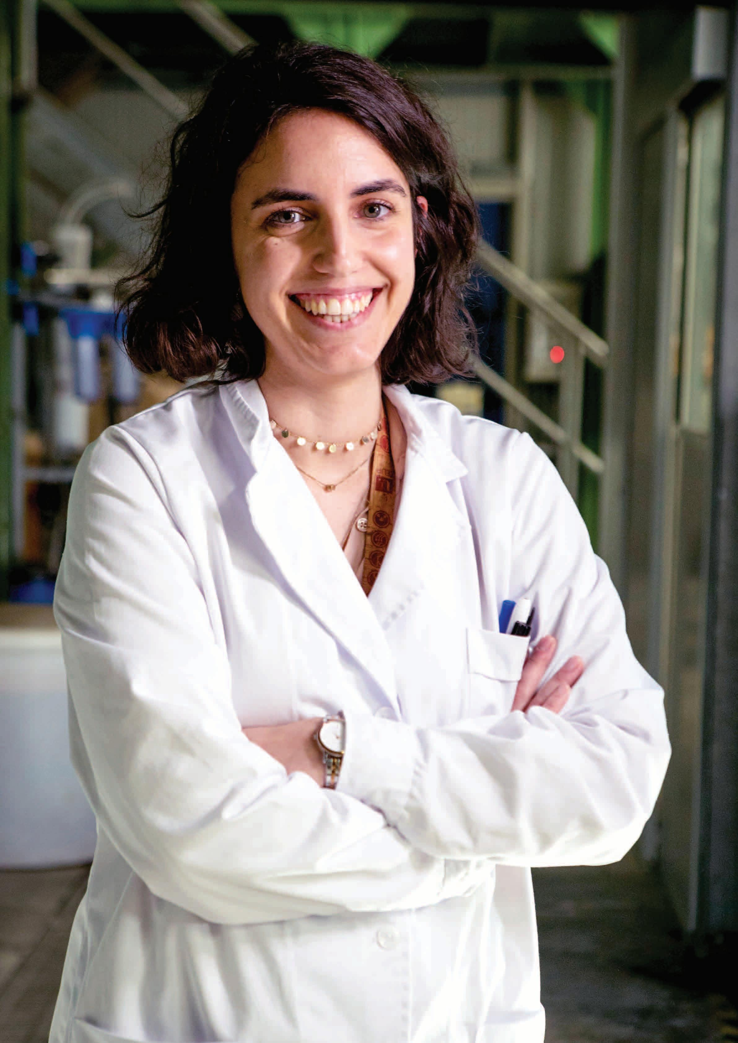Page 14 of Interview to Ana Luísa Gonçalves: FEUP researcher wins L'Oréal Medal of Honor