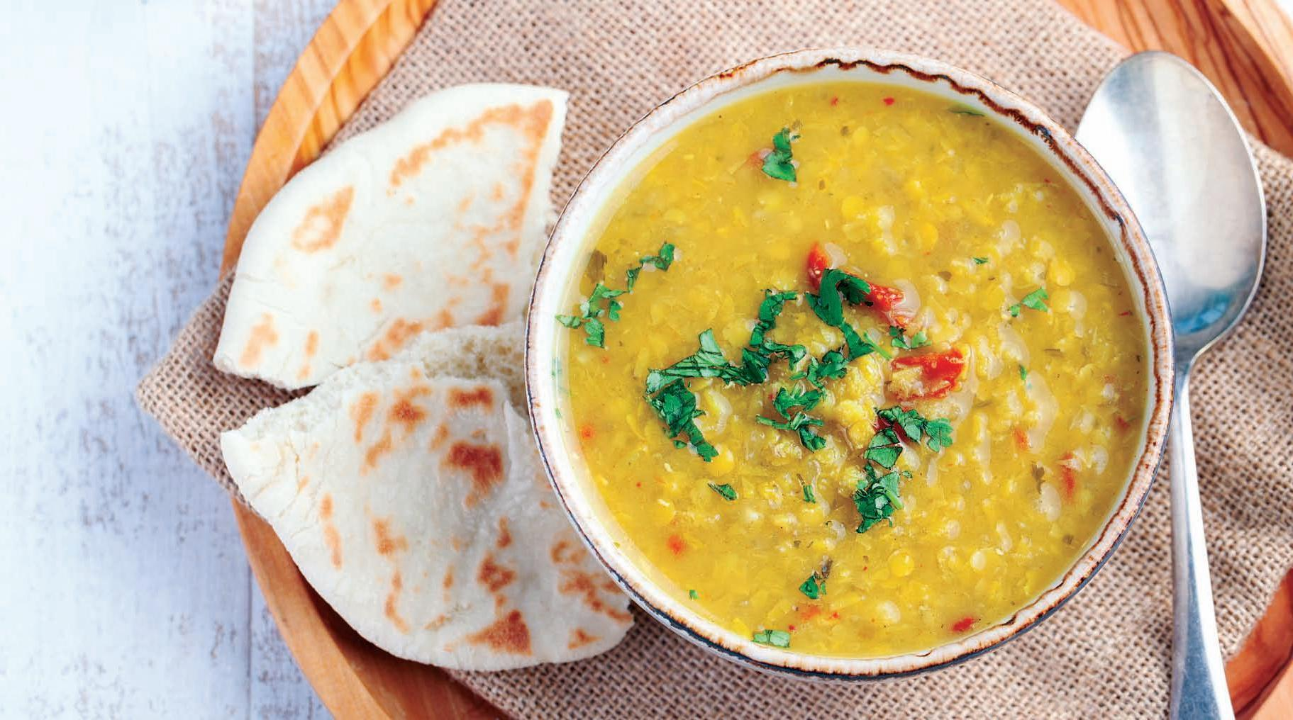Page 8 of Red Lentil Dhal