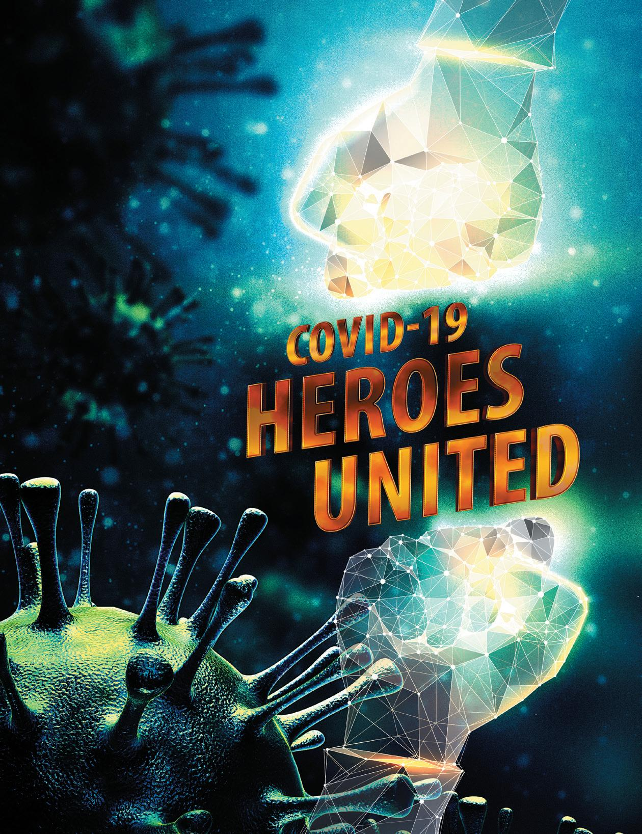 Page 18 of COVID-19 HEROES UNITED
