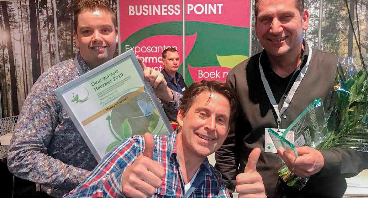 Page 22 of Duurzaam werken creëert gezonde toekomst voor bedrijf