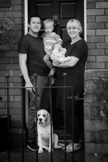 Page 66 of LOCKDOWN SNAPSHOTS Photographer Katie Barrett shares her doorstep portraits, which were created to raise money for Cardiff Woman's Aid