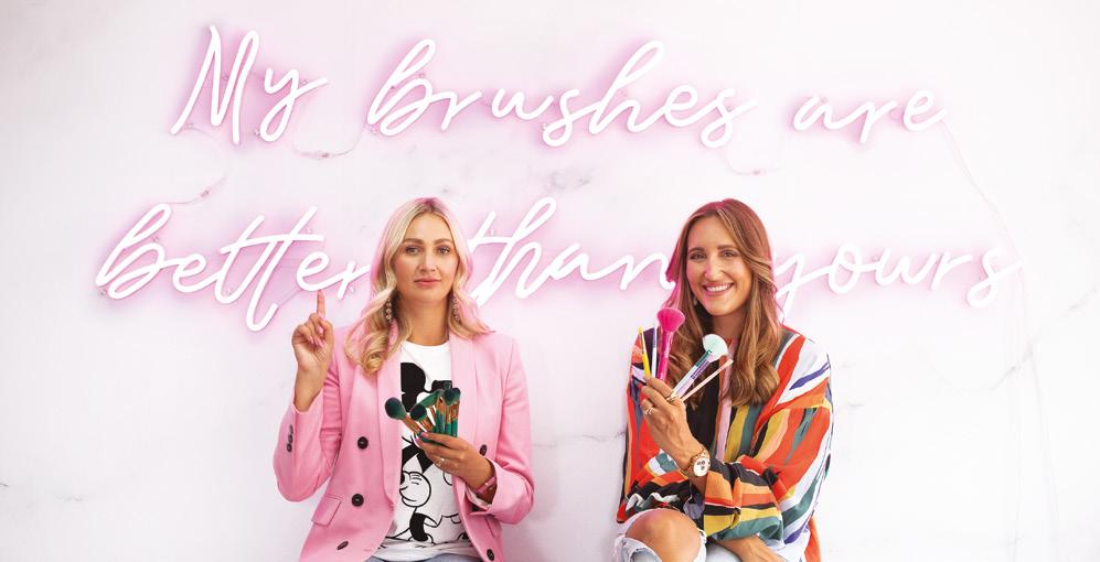 Page 30 of THE SPECTRUM SISTERS Sophie & Hannah Pycroft share their out of lockdown essential beauty products