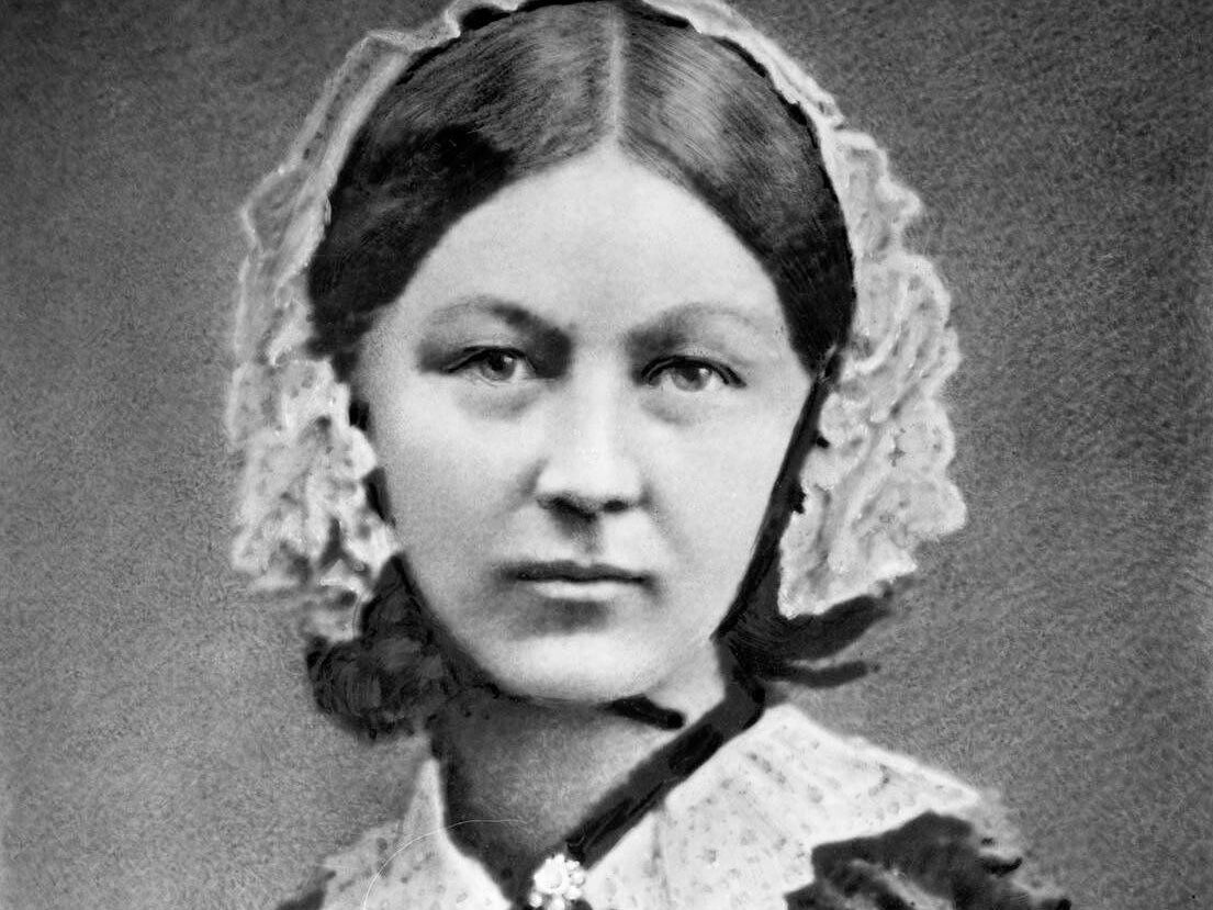 Page 22 of #HicieronHistoria Florence Nightingale