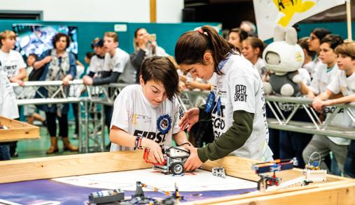 Page 14 of FIRST LEGO League