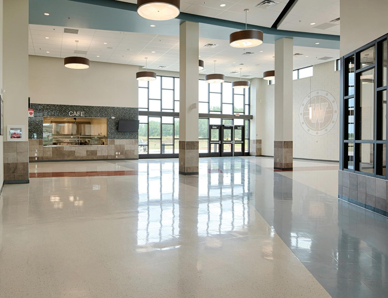 Page 8 of Worthington Public Schools Learning Center & Gymnastics Facility