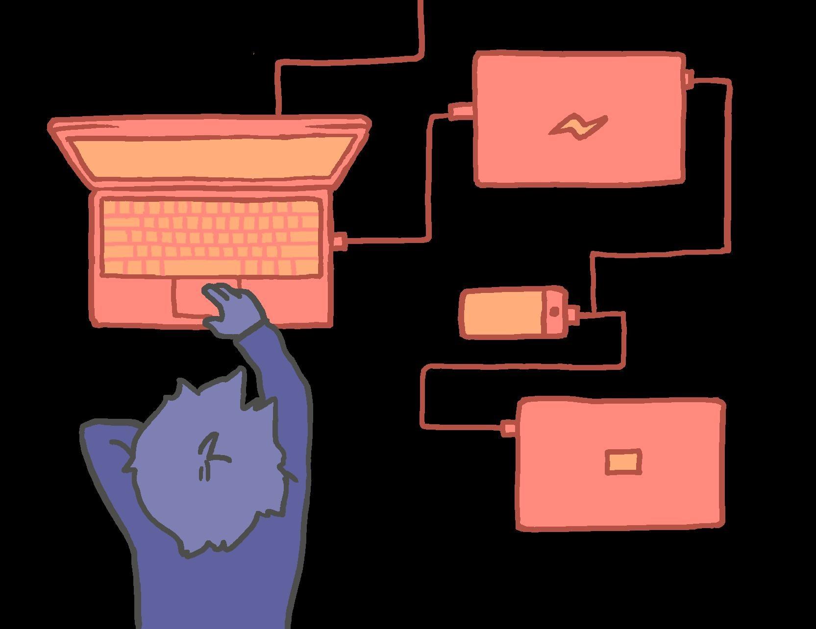 Page 46 of Uddannet til at arbejde med digitalt indfødte