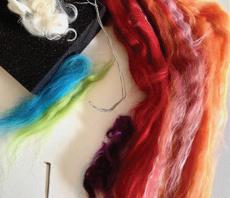 Page 7 of Needle Felted Sculpture