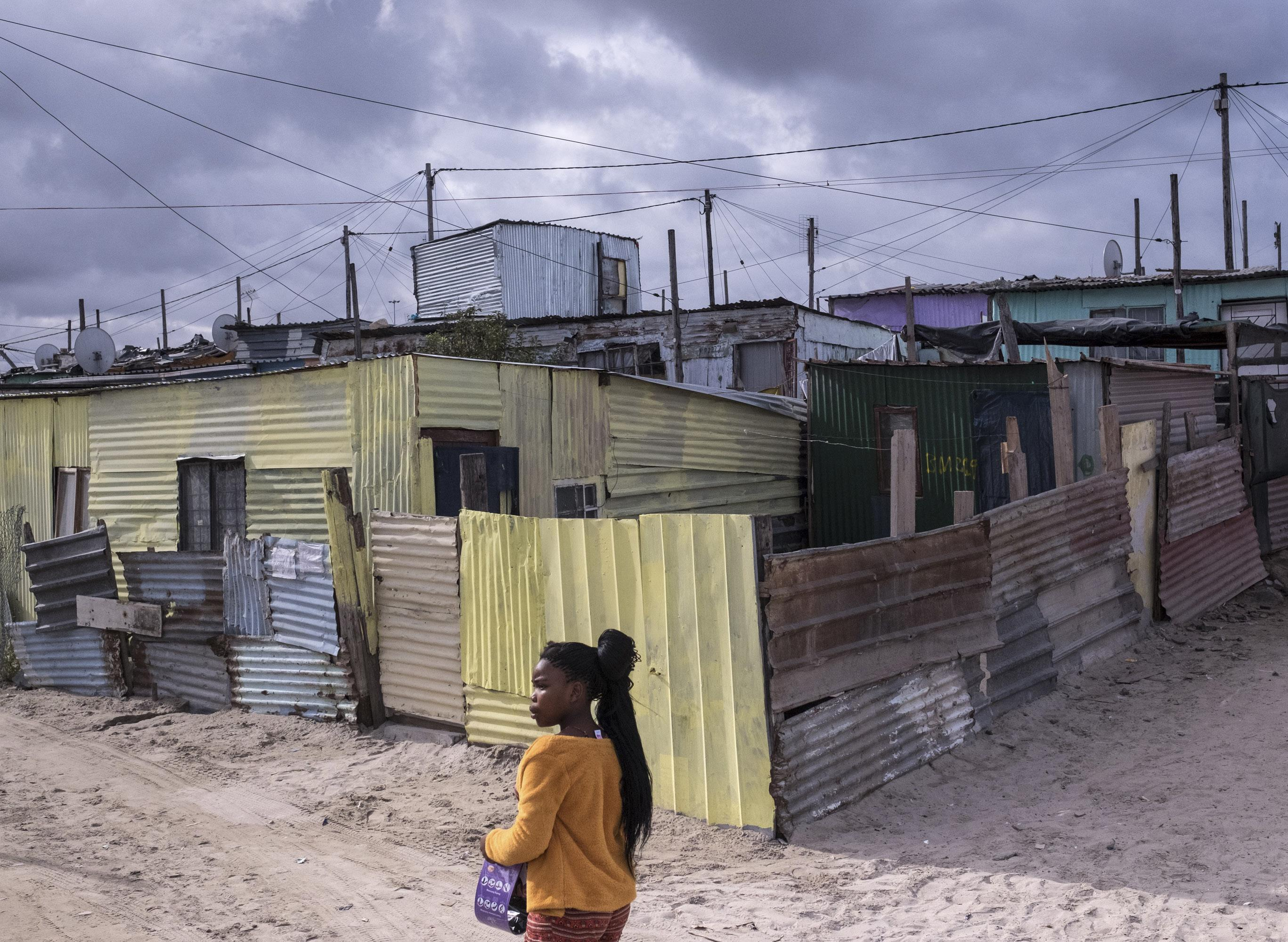 Page 8 of Children's right to shelter: Implications for upgrading of informal settlements