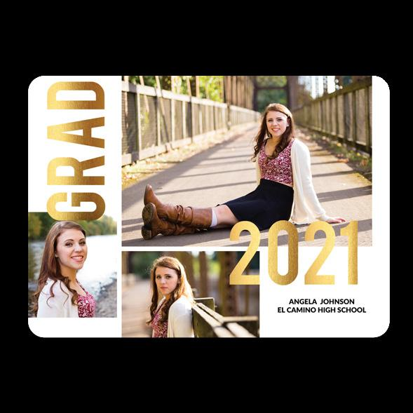 Page 8 of GRAD ANNOUNCEMENTS