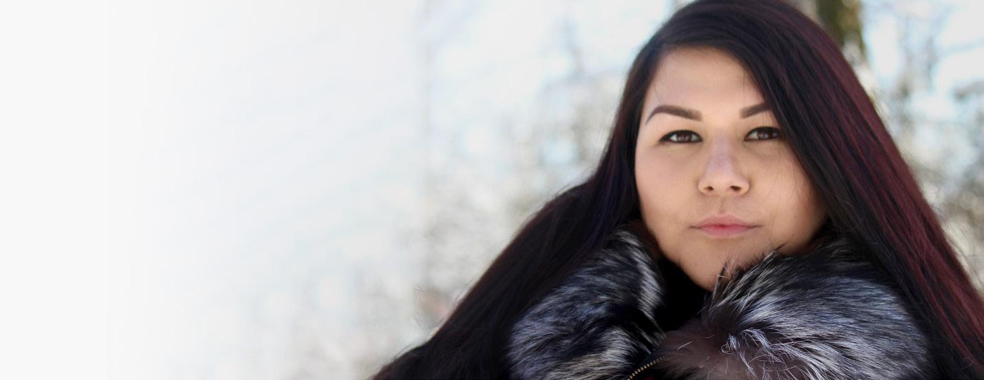 Page 12 of Iḷisaġvik College celebrates first bachelor's degree graduate