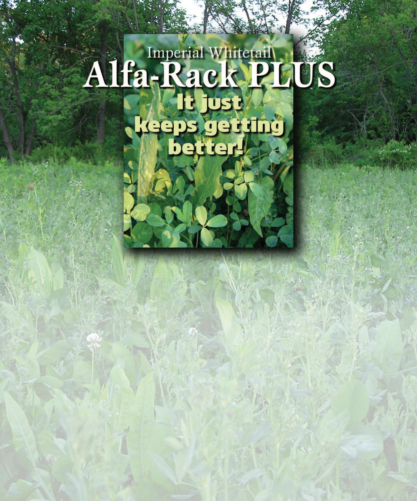Page 38 of Imperial Whitetail Alfa-Rack Plus: It Just Keeps Getting Better