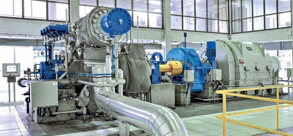 Page 18 of INDUSTRIAL Turbina TGM possibilita ganho de 13% em geração de energia