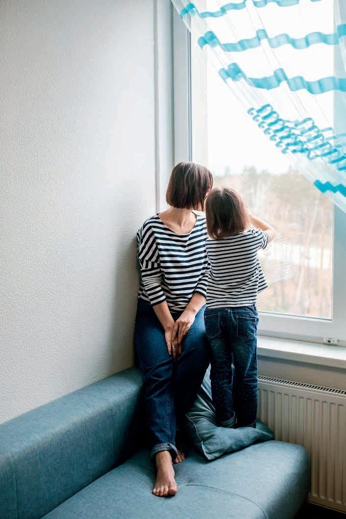 Page 18 of Vanhempien yhteistyö suojaa lasta erotilanteessa