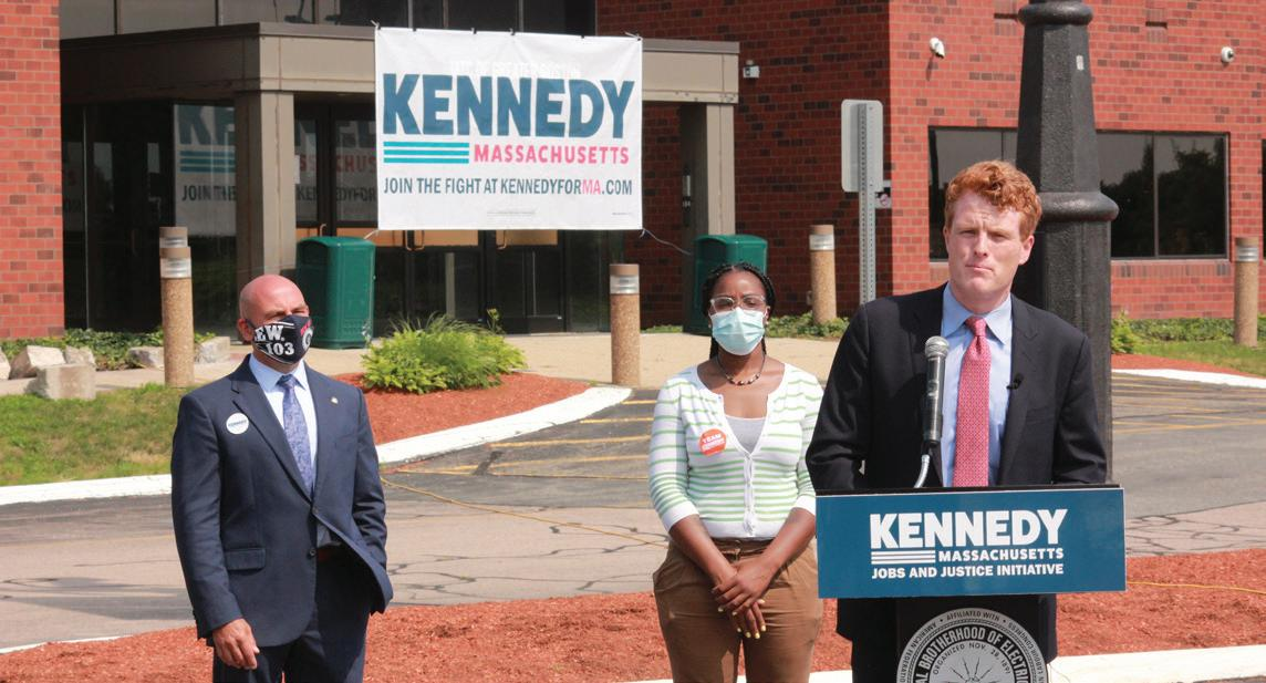 Page 17 of Local 103 Endorses Joe Kennedy