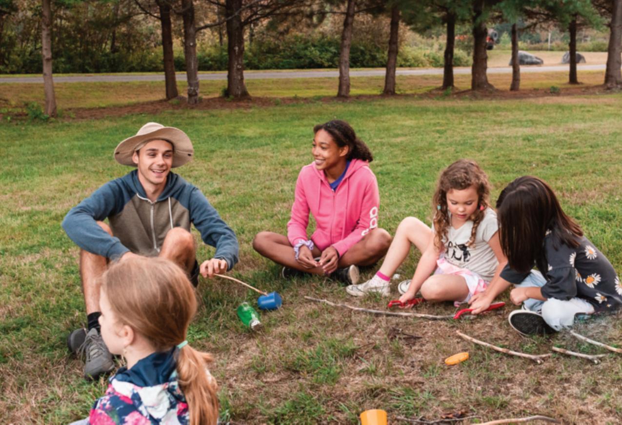 Page 52 of Camps d'été  Maker Naturel