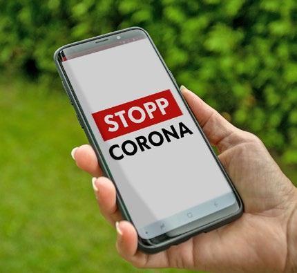 Page 19 of STOPP CORONA-APP