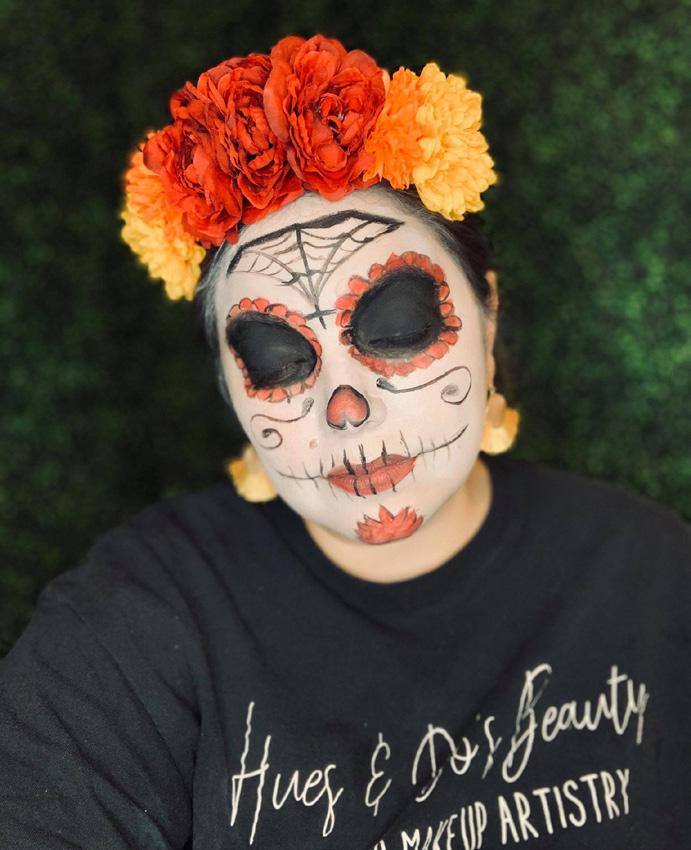 Page 22 of Dia de los Muertos: Celebrating The Day of the Dead
