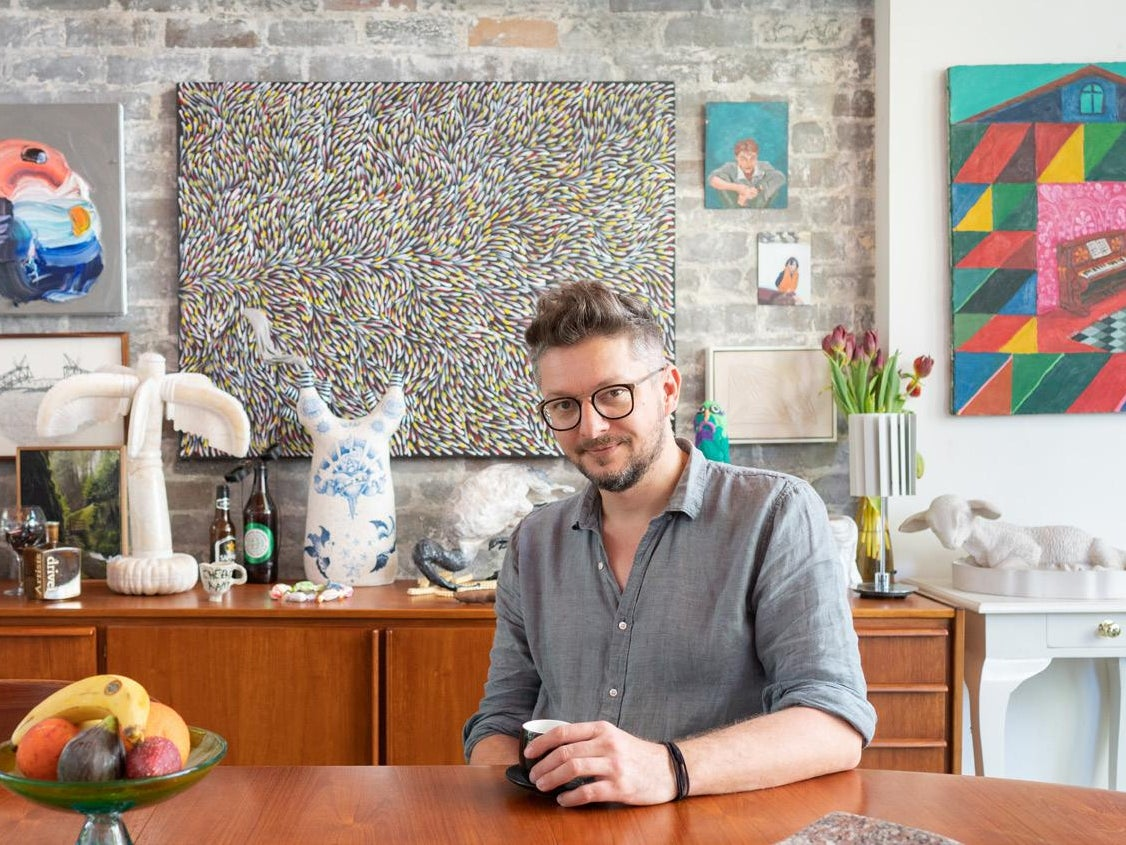 Page 50 of At Home with: Alex Seton
