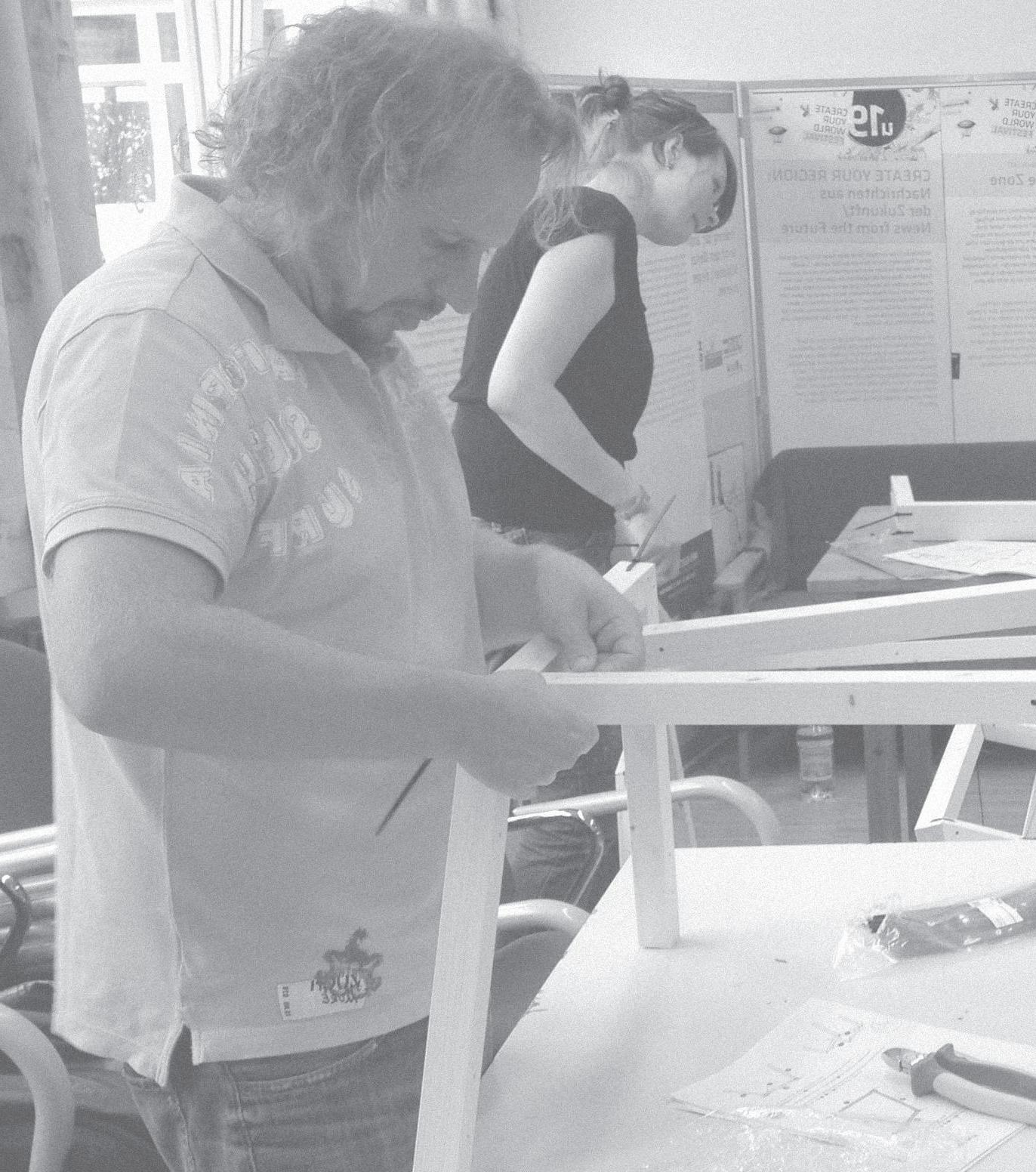 Page 30 of Impact - Was wir verwurzeln Anerkanntes Bedürfnis nach Freiräumen Begegnungsorte (wieder-)herstellen Inklusion und Integration Pop-Up Engagement Handwerks- und MINT-Vermittlung Plattform für Natur, Ökologie und Energie Inkubator für Graswurzelbewegungen