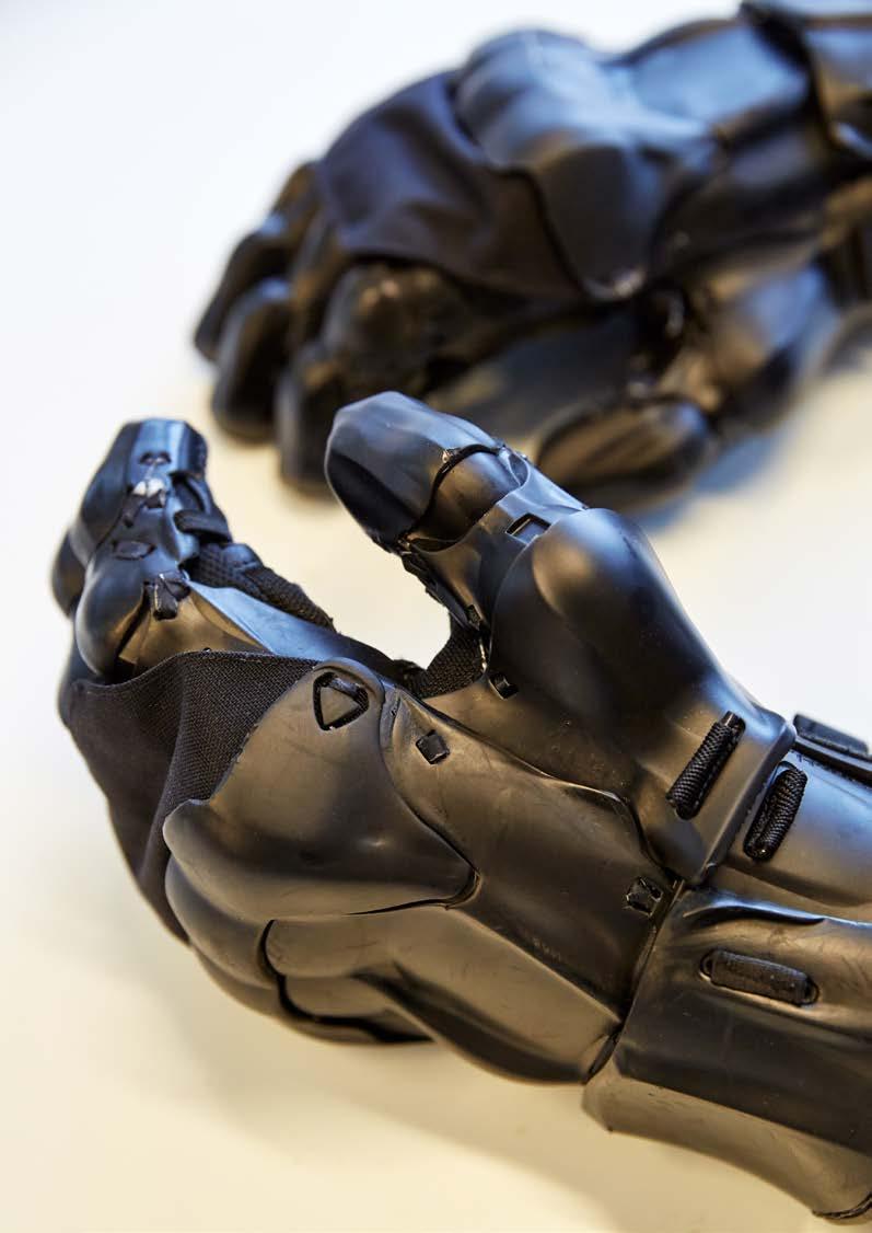Page 16 of Zonder 3D printen geen Pro-Gauntlet handschoen