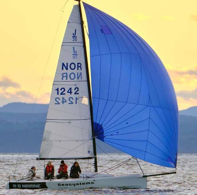 Page 26 of Son Seilforening Laidies Sailing