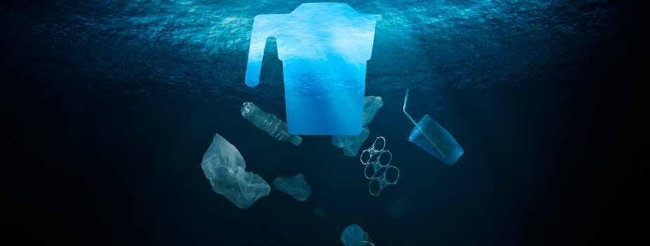 Page 18 of TV aksjonen 2020 går til arbeid for å bekjempe plast i havet