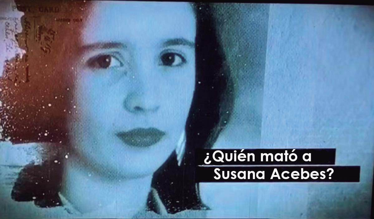 Page 22 of Crímenes sin resolver: Susana Acebes